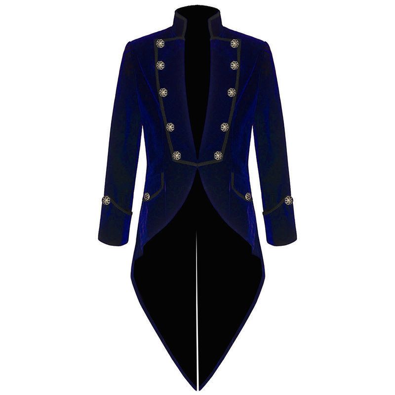 Здесь продается  Latest Coat Pant Designs Royal Blue Velvet Jackets Men Style Stage Tailed Prom Blazer Tailcoat Costume Suits Winter Tuxedo Terno  Одежда и аксессуары