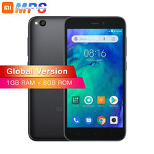 74.29 - Global Version Xiaomi Redmi Go 1GB RAM 8GB ROM Snapdragon 425 Mobile Phone Quad Core Phone 16:9 3000mAh 1280x720 HD Display