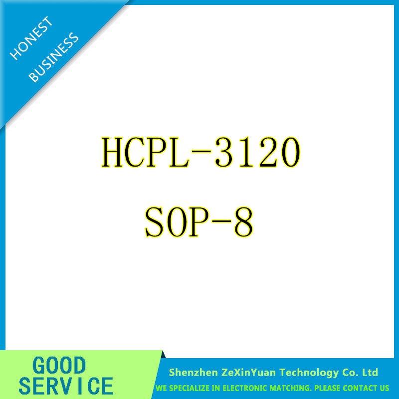 30PCS HCPL-3120 HCPL3120 3120 A3120 DIP8  original