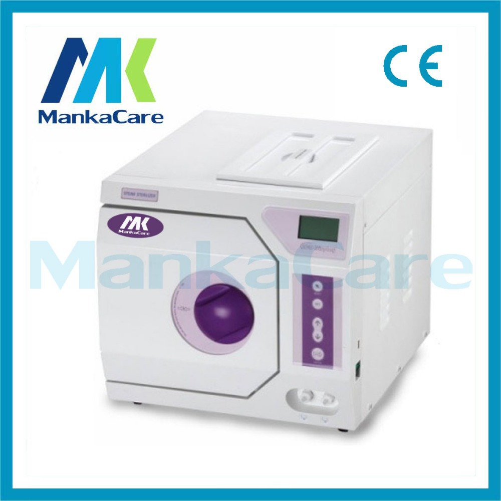 23L Pulse Vacuum steam autoclave/Europe B class dental medical sterilizer sterilization/Instruments disinfection cabinet 12l class n autoclave medical dental autoclave sterilizer dental clinic or lab instruments disinfection cabinet lcd