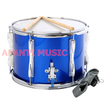 13 inch stainless steel Afanti Music High Snare Drum (AGS-011)