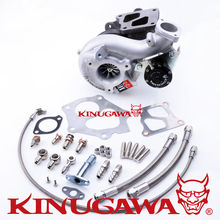 Kinugawa GTX Billet Turbocharger Bolt-On TD06SL2-20G for Mitsubishi 4B11T EVO 10