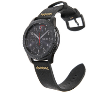 For Samsung Gear S3 Classic Genuine Leather Strap Replacement Buckle Strap Wrist Band For Samsung Gear