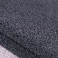 Cation Dyed Fabric Twill Polyester Fabric Upscale Sportswear Cloth Suit Fabric Jacket Fabrics Down Fabric Trousers
