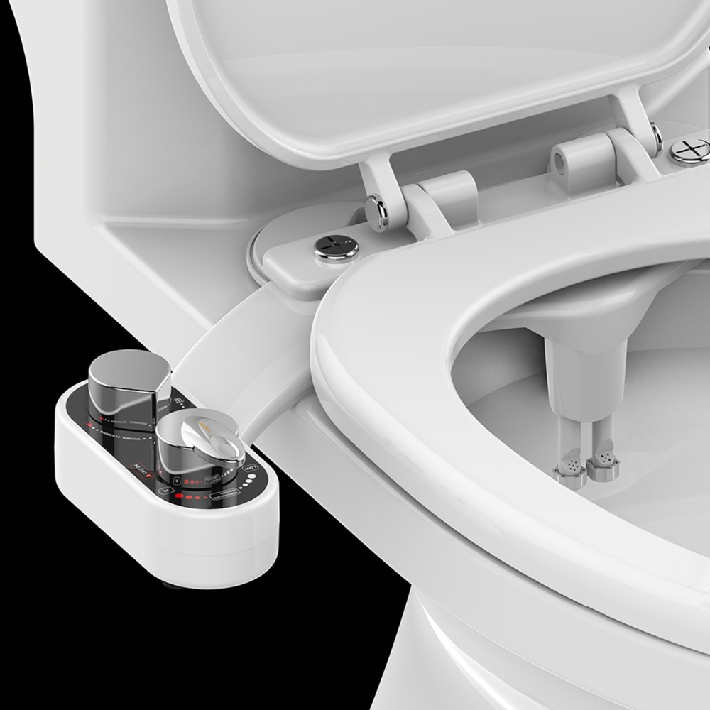 Non Electric Bidet Toilet Seat Bidet Attachment Self