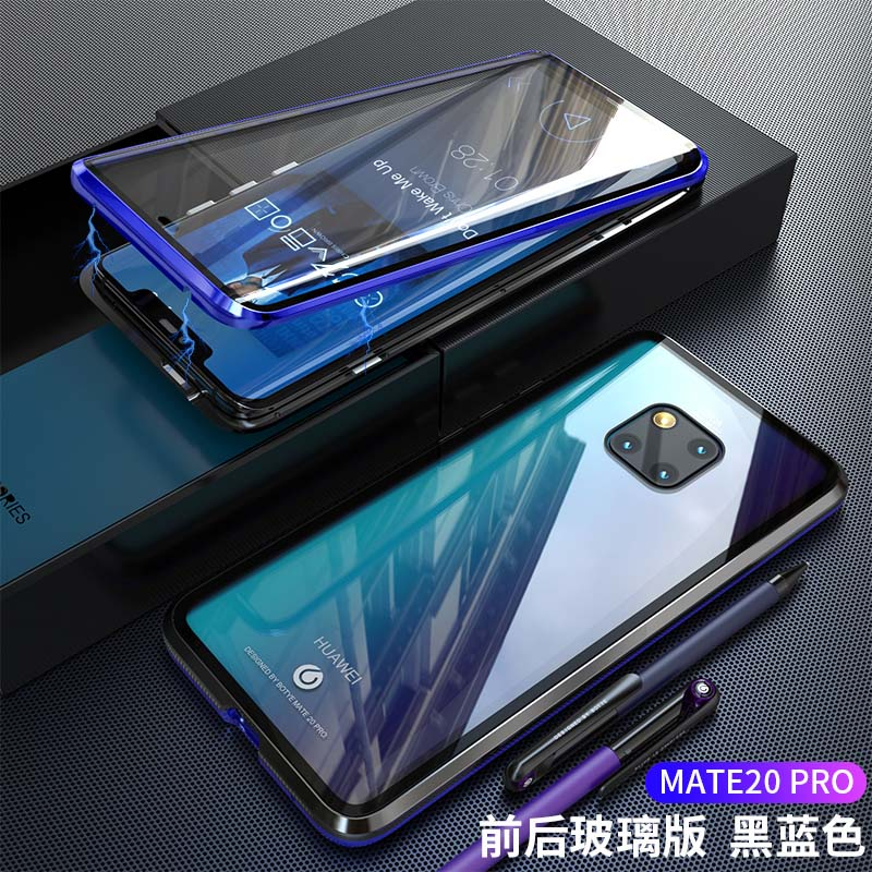 Luxury BOBYT Magnetic Phone Case Frame Cover Aluminum Metal Bumper Armor Phone Case Coque For Huawei P30 Pro CasesLuxury BOBYT Magnetic Phone Case Frame Cover Aluminum Metal Bumper Armor Phone Case Coque For Huawei P30 Pro Cases