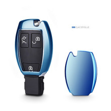 car key case shell TPU protective cover holder fit for Mercedes Benz A B C class GLA S EGL CGL KCL AML GLE