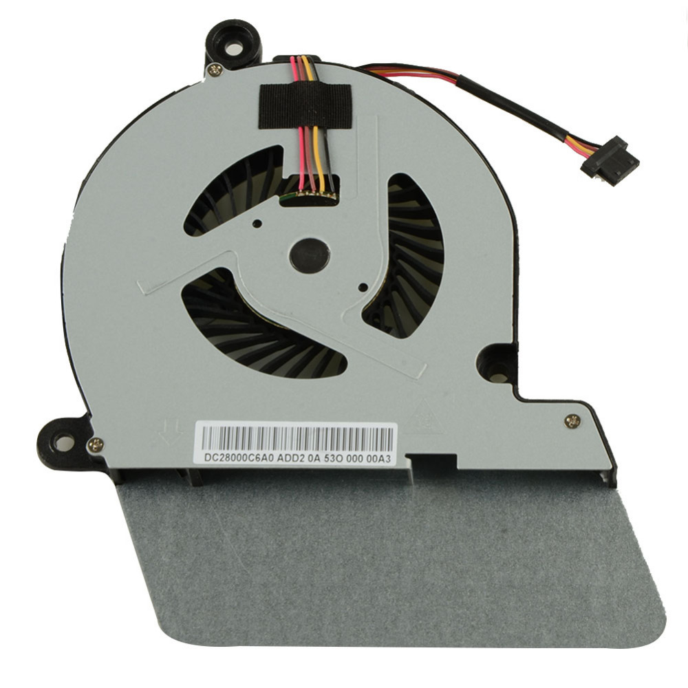 Laptops Replacement Accessories Cpu Cooling Fans Fit For Toshiba Satellite U900 U940 U945 Notebook Computer Cooler Fan