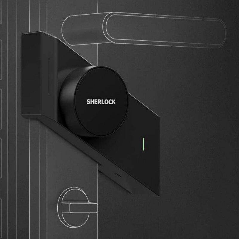 Sherlock S2 Smart door lock Keyless home Bluetooth Wireless Open or Close Door work Smart App Control ( No Fingerprint ) все цены