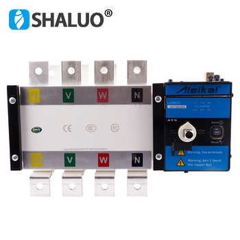 Ats 630a 4p Controller Automatic Transfer Switch  manual three phase smartgen dual power ats panel for generator set - DISCOUNT ITEM  15% OFF All Category