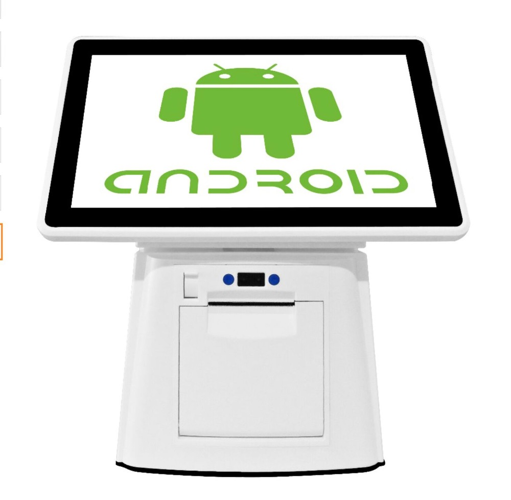 Android 11.6 Inch Screen Destop Cash Register With Printer