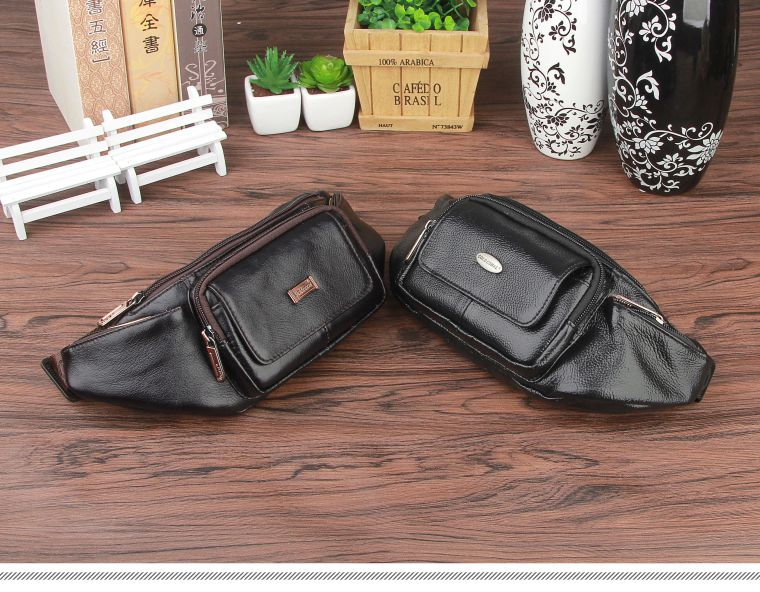 High Quality waist bag men