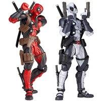 2 type Deadpool Action Figure Joint activity Model Anime X Men Doll Decoration Pvc Collection Figurine Toys For Boys/Children
