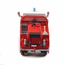 1/43 Scale Collection Fire Engine Truck Model Vehicle Toy Gift Mini Car Toys Kids Toy	Hot 1:6 White/ red/black