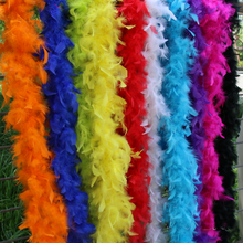 2M 11 color feather diy handmade colored feathers Turkey tops wedding Clothing accessories window display material AC079