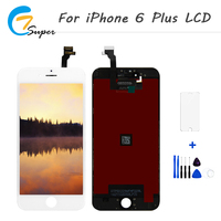 20PCS Lot 5 5 Inch LCD Screen Replacement For IPhone 6Plus Display LCD With Touch Screen