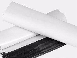 Image 2 - Cammitever 100pcs 화이트 택배 봉투 택배 봉투 배송 메일 가방 우편 봉투 봉투 자체 접착 인감 주머니