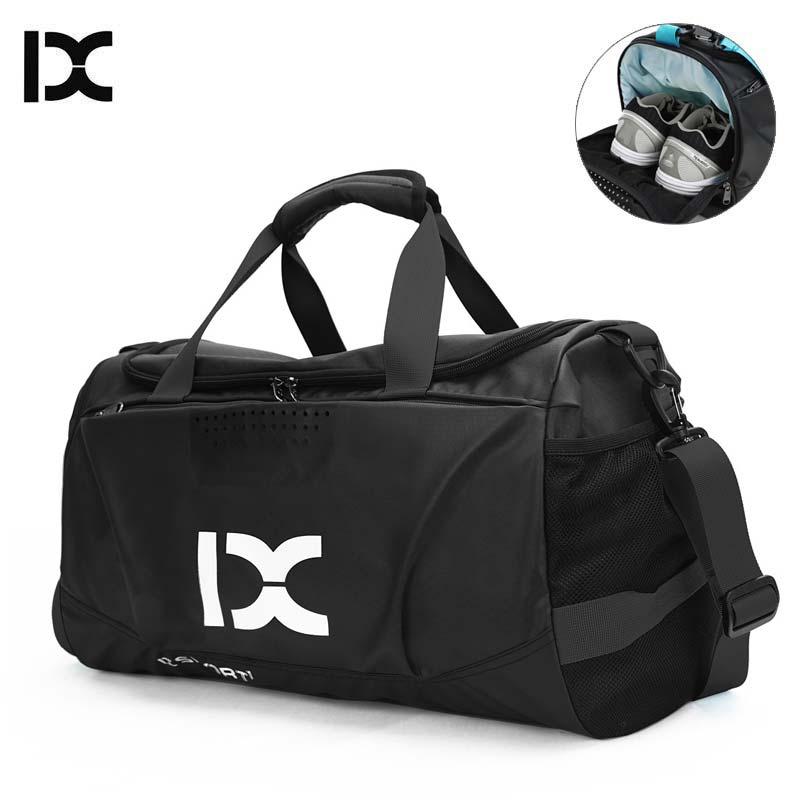 Gym-Bag Sporttas Fitness Training Large Yoga-Mat Travel Outdoor Women for XA551A Dry