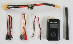 Sky-S60 Long Range Wireless OSD 5.8G FPV Transmitter