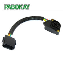 5 PIN wires For volvo truck accelerator pedal sensor 20504685 1063332 3171530(China)