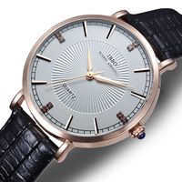 Watches Men Luxury Brand Rose Gold Watch Men Wristwatches Fashion Quartz Watch Relogio Masculino 2016 Free