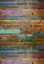 Laeacco Old Fade Painted Wooden Board Texture Grunge Photography Backgrounds Customized Photographic Backdrops For Photo Studio