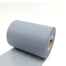 Смола серый цвет ленты 90 мм * 300 м для печати мобильный 5S 6 6 плюс 7 Plus IMEI этикетки