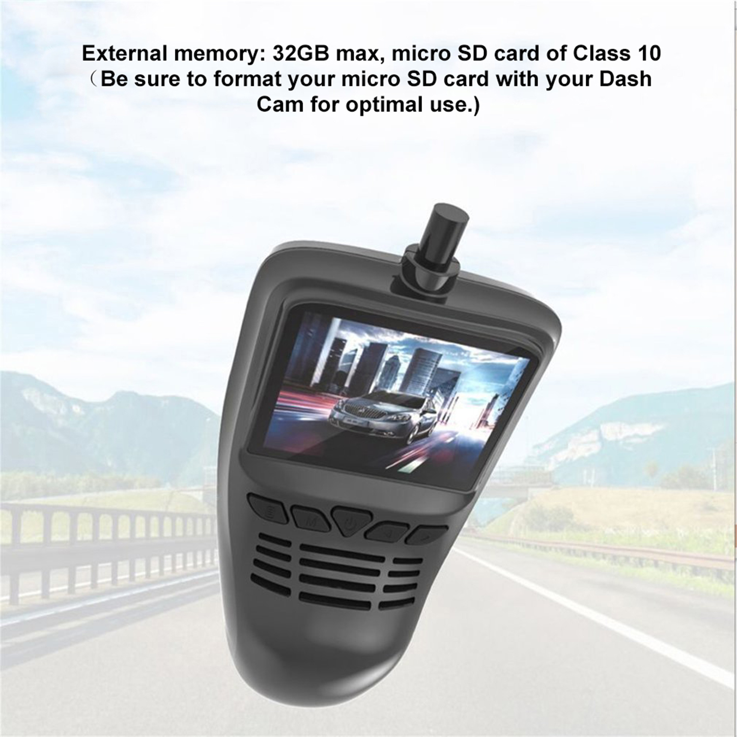 Image 4 - new Small Eye Dash Cam Car DVR Recorder Camera with Wifi Full HD 1080p Wide Angle Lens G Sensor Night Vision Dash Cam-in DVR/Dash Camera from Automobiles & Motorcycles