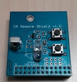 IR infrared control expansion board can receive transmit, DIY double IR emission more powerful air emission control handbook