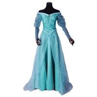 A ninhada sereia princesa ariel ariel dress cosplay traje traje cosplay