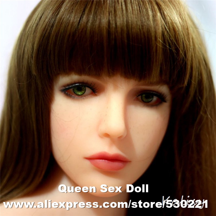 Wmdoll Top Quality Sex Doll Lifelike Head Za Japonsko-3312