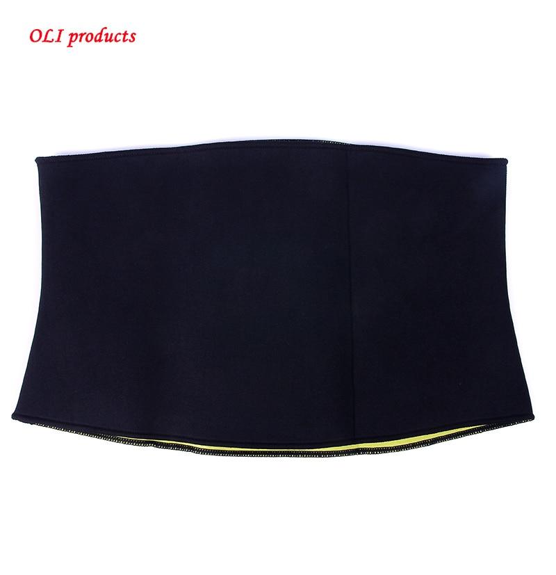 ¡Caliente! Neopreno de alta calidad y nylon mujeres cinturón - Ropa deportiva y accesorios