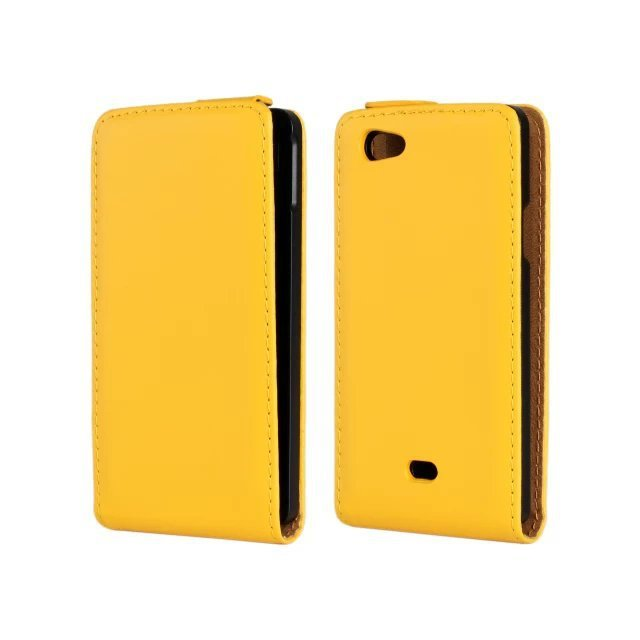Luxury Genuine Real Leather Case Flip Cover Mobile Phone Accessories Bag Retro Vertical For Sony ST23i Xperia miro PS