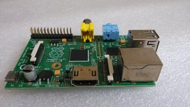 Free Shipping Used Raspberry Pi Model B 512MB RAM,700Mhz,model B Raspberry Pi,BCM2835,made in the UK,Rev 2.0 512MB RAM