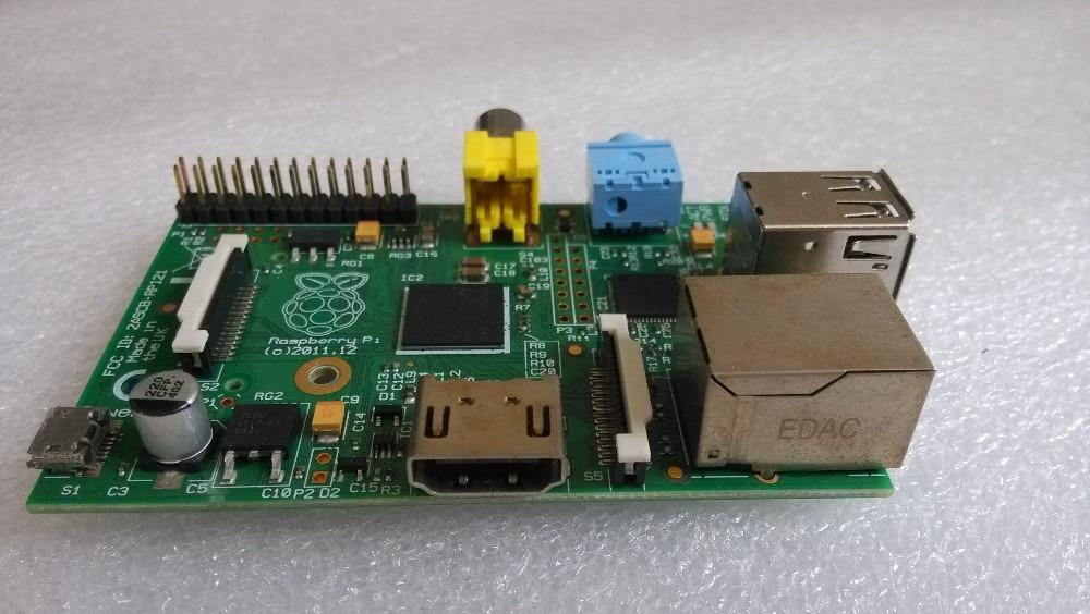 Free Shipping Raspberry Pi Model B 512MB RAM 700Mhz Model B Raspberry Pi BCM2835 Made In