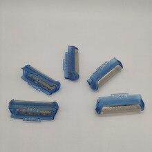 10 x PCS lamina Rasoio per Braun 10B/20B/20S Series 1 / 1000 / 2000 rasoio Lama di Rasoio Testa del Commercio Allingrosso