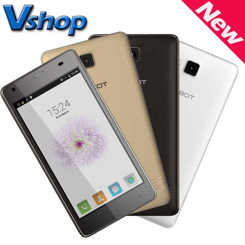 Original CUBOT Echo 3G Mobile Phone 5 0 Android 6 0 MTK6580 Quad Core 1 3GHz
