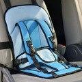 Frete grátis reatil criança assento de carro assento de carro da criança assentos de carro do bebê de segurança 2 cores vermelho e azul disponível