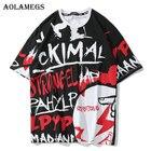Aolamegs T Shirt Men...