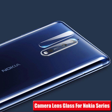 Back Camera Lens Screen Protector For Nokia 8 sirocco 7 Plus Tempered Glass Protective Film For Nokia 7.1 6.1 5.1 3.1 Plus Glass все цены