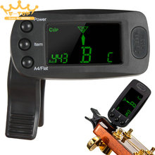 Meideal T83GW Practical Mini LCD Clip-on Auto Tuner for Guitar / Bass / Violin