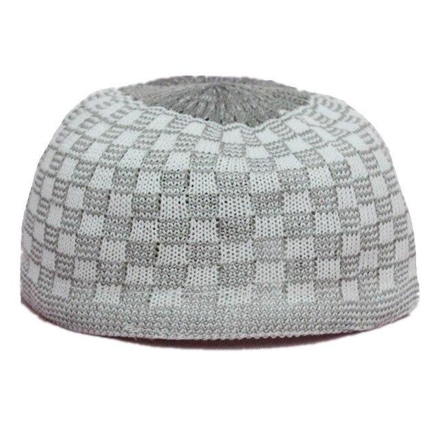 6b656b34b2845 Skull Gorro Islamic Caps Saudi Arabia Turkish Hat Muslim Cap Kufi Prayer  Hats Buy 2 get 1 Free