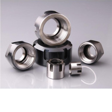 ER8 ER11 ER16 ER20  ER25 ER32 ER40 A M UM nut ER collet for clamping cnc milling turning chucks
