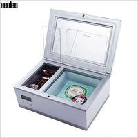 Xeoleo Cosmetic Refrigerator 3L Cosmetics reefer Portable Freezer for cosmetics Car Fridge Vertical Mini Cooler Box AC220V 8 18C