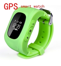 2016 smart baby watch GPS tracker for kids with Touch Screen Smartwatch Anti Lost support SOS