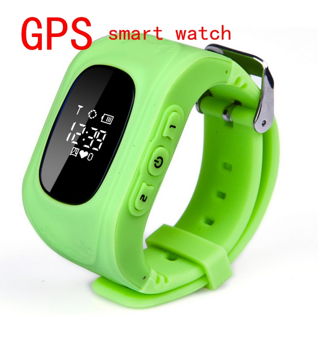 2016 smart baby watch GPS tracker for kids with Touch Screen font b Smartwatch b font