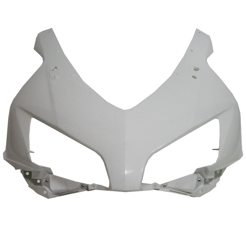 Upper Front Fairing Cowl Nose For HONDA CBR1000RR CBR 1000RR 2004-2005 White NewUpper Front Fairing Cowl Nose For HONDA CBR1000RR CBR 1000RR 2004-2005 White New