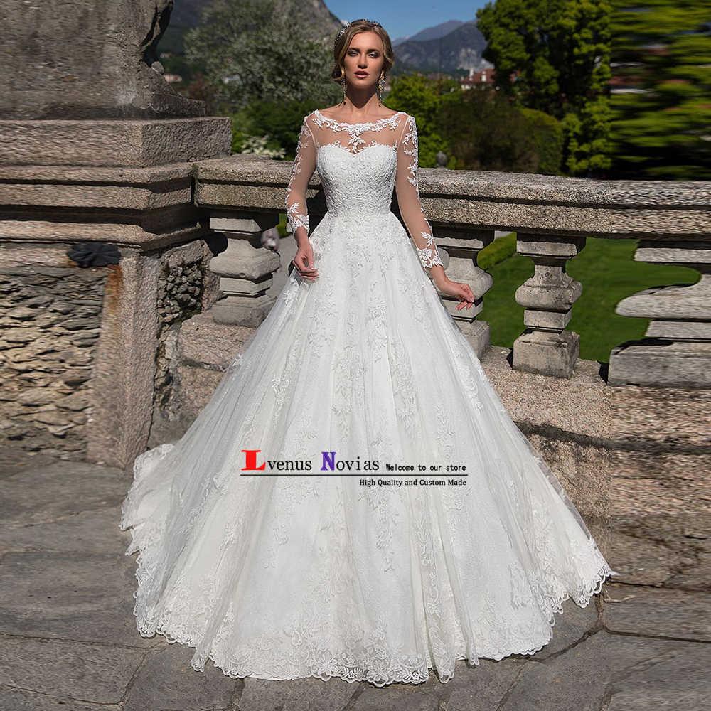 61460da90e Detail Feedback Questions about Robe de Mariage Hochzeitskleid Sexy ...