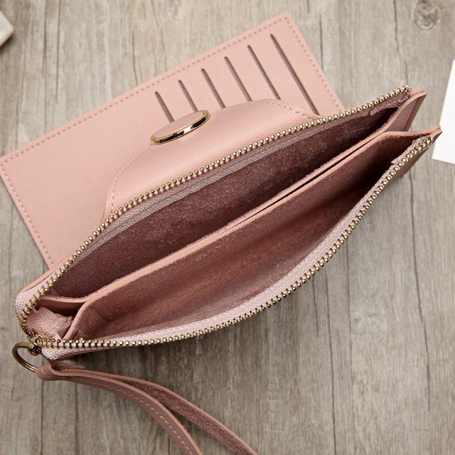 New Fashion Style Women Wallets