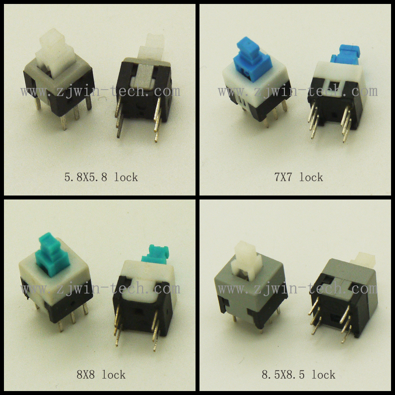 40pcs/lot 4models self-locking switch push button tact swith 6pin size 5.8x5.8/7x7/8X8/8.5x8.5mm mcpd 70 – 518 exam ref designing and developing windows applications using microsoft net framework 4